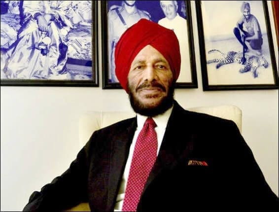 How to Meet Milkha Singh