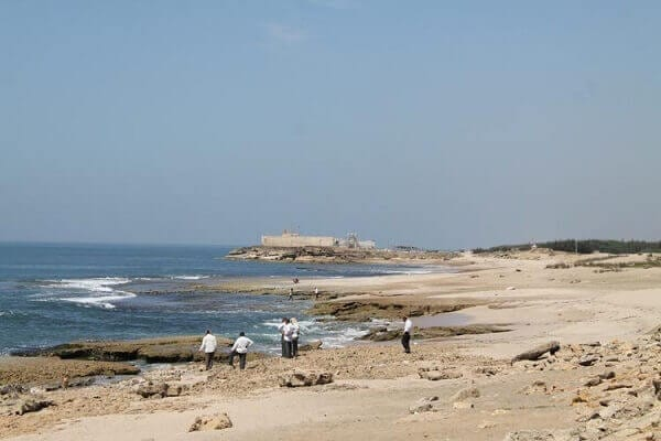 Chorwad Beach, Chorwad (Junagadh)