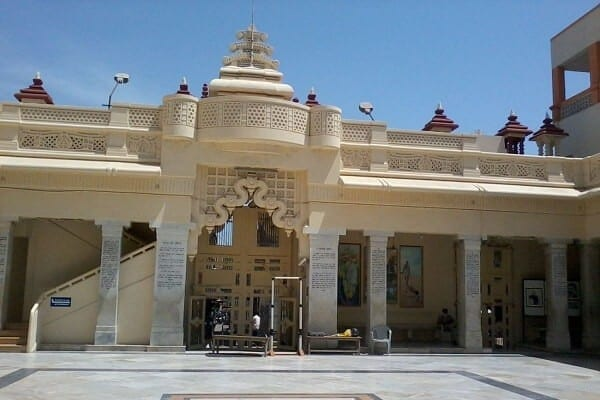 "Kirti Mandir ""Birth Place of Mahatma Gandhiji"" - Porbandar"