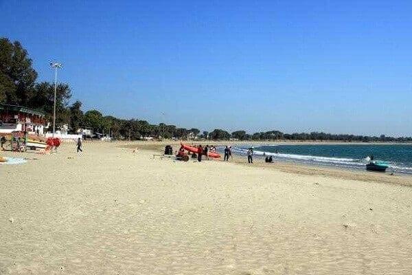Nagoa Beach, Diu