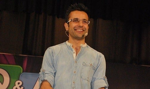 How to Meet Sandeep Maheshwari