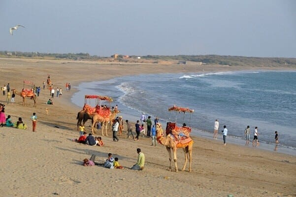 Somnath Beach, Somnath