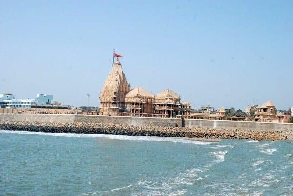 Somnath Temple - Prabhas Patan (Near Veraval)