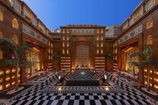 The Leela Palace Kempinski, Udaipur