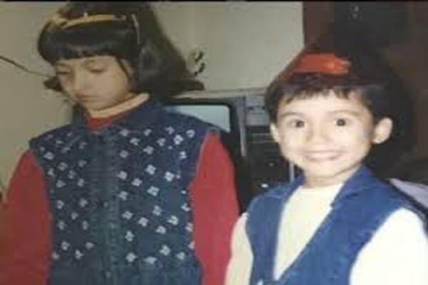 Disha Patani Childhood Photos