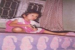 Pooja Hedge Childhood Photo