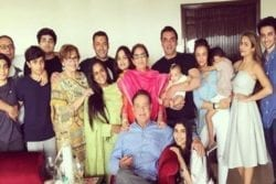 Salman Khan Family Photo