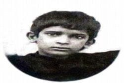Dilip Kumar Childhood Photo