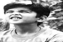 Jugal Hansraj Childhood Photo