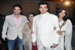 Jeetendra Family Photo