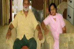 Abhay Deol Family Photo