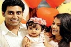 Abhishek Bachchan Family photo
