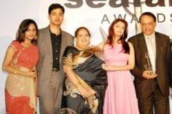 Aishwarya Rai Family Photo