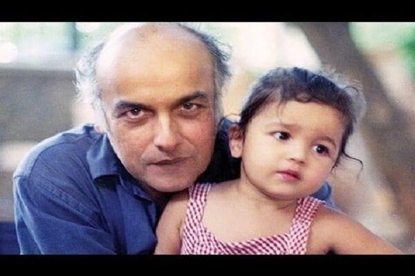 Alia Bhatt Childhood Photos