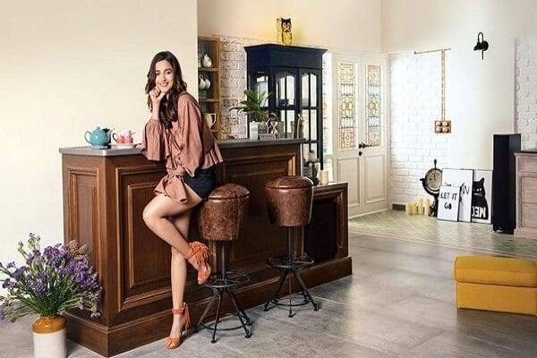 Alia Bhatt House Photo