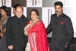 Anupam Kher Family