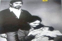 Arjun Rampal Childhood Photo