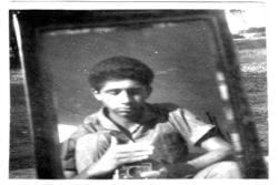 Naseeruddin Shah Childhood Photo