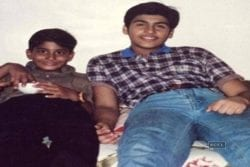 Arya Babbar Childhood Photo