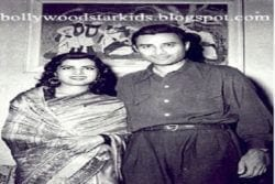 Dev Anand Family Photo