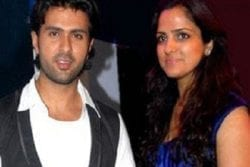 Harman Baweja Family Photo