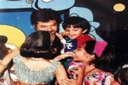 Harshvardhan Kapoor Family