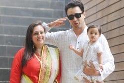 Imran Khan Family Photo