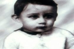 Jackie Shroff Childhood Photo