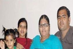 Kapil Sharma Family Photo
