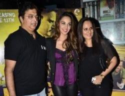 Kiara Advani Family Photo