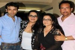 Kiran Kumar Family Photo