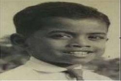 Rajinikanth Childhood Photo