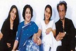 Rajinikanth Family Photo