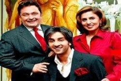 Ranbir Kapoor Family photo