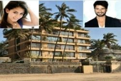 Shahid Kapoor House Photo