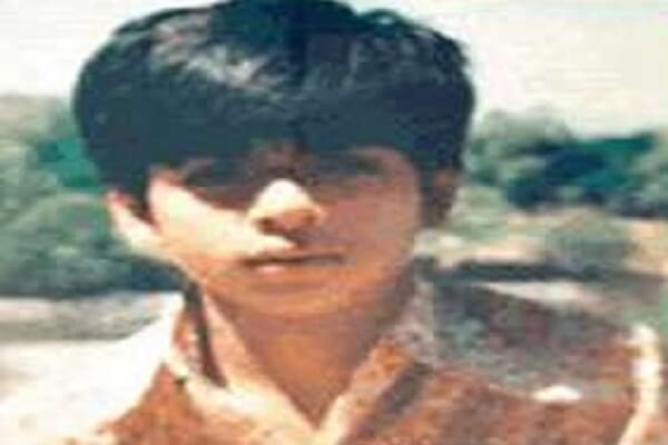Shahrukh Khan Childhood Photos