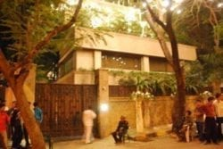 Sonam Kapoor House Photo