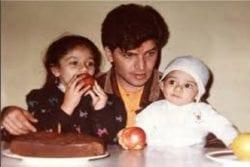 Sooraj Pancholi Childhood