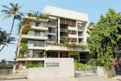 Vidya Balan House Photo
