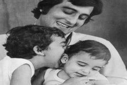 Akshaye Khanna Childhood Photo