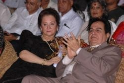Dilip Kumar Family Photo