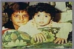 Fardeen Khan Childhood Photo