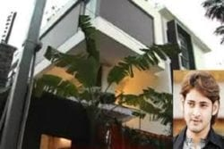 Mahesh Babu House Photo