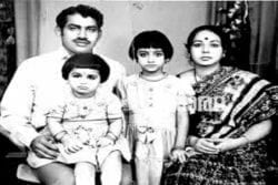 Vidya Balan ChildHood Photo