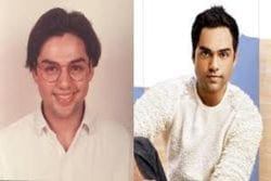 Abhay Deol Childhood Photo
