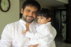 Emraan Hashmi Family Photo