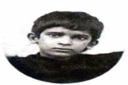 Dilip Kumar Childhood Photo