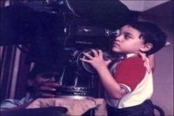 Imran Khan Childhood Photo