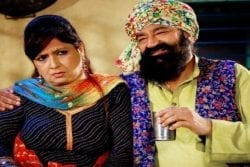 Jaspal Bhatti Family Photo