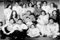 Raj Kapoor Family Photo